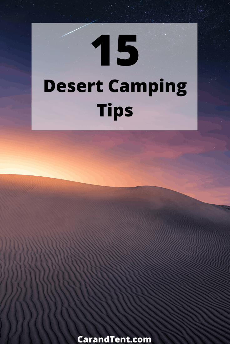 desert camping tips pin3