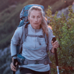 does hiking build muscles