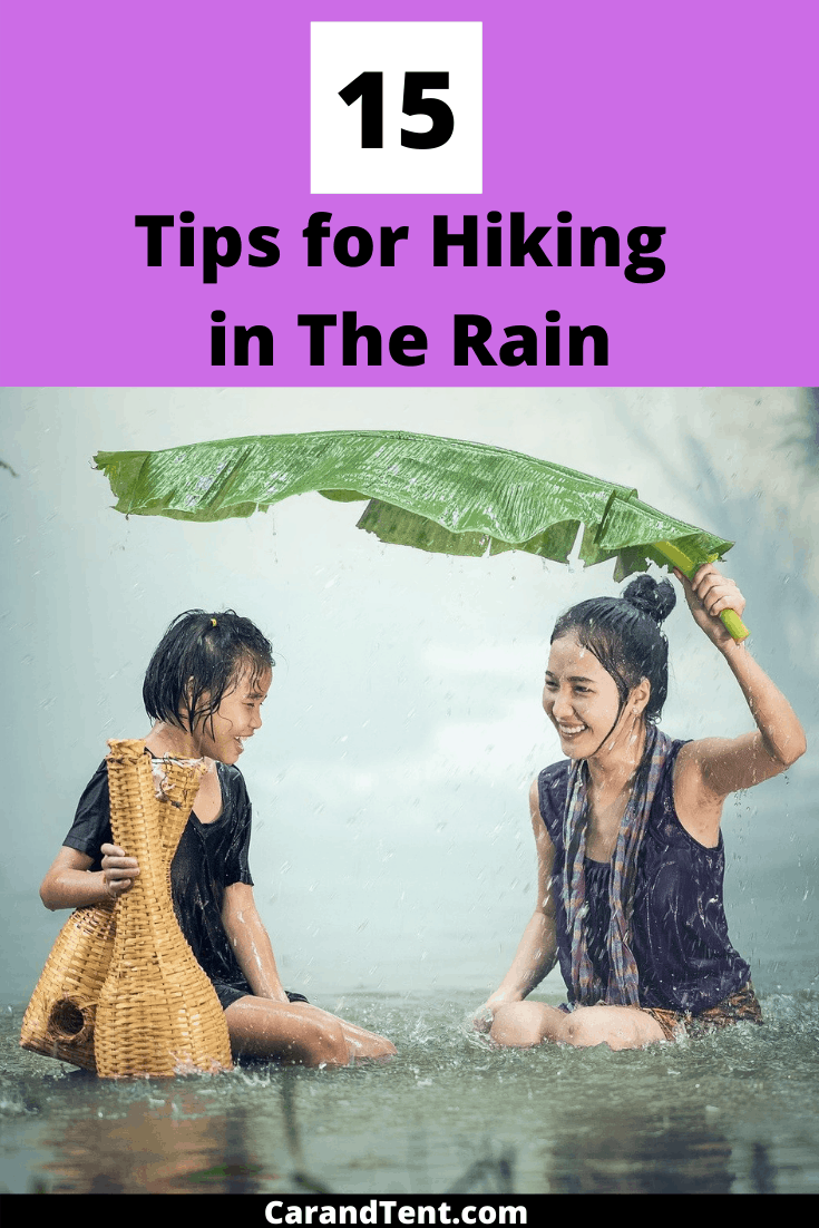 Tips for Hiking in The Rain pin4