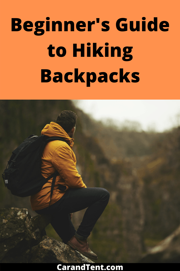 Beginner's Guide to Hiking Backpacks pin3