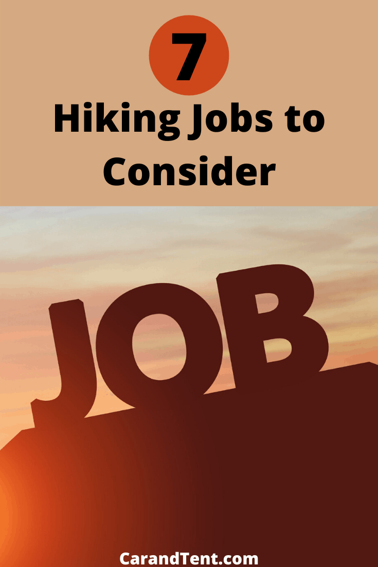 Hiking Jobs to Consider pin3