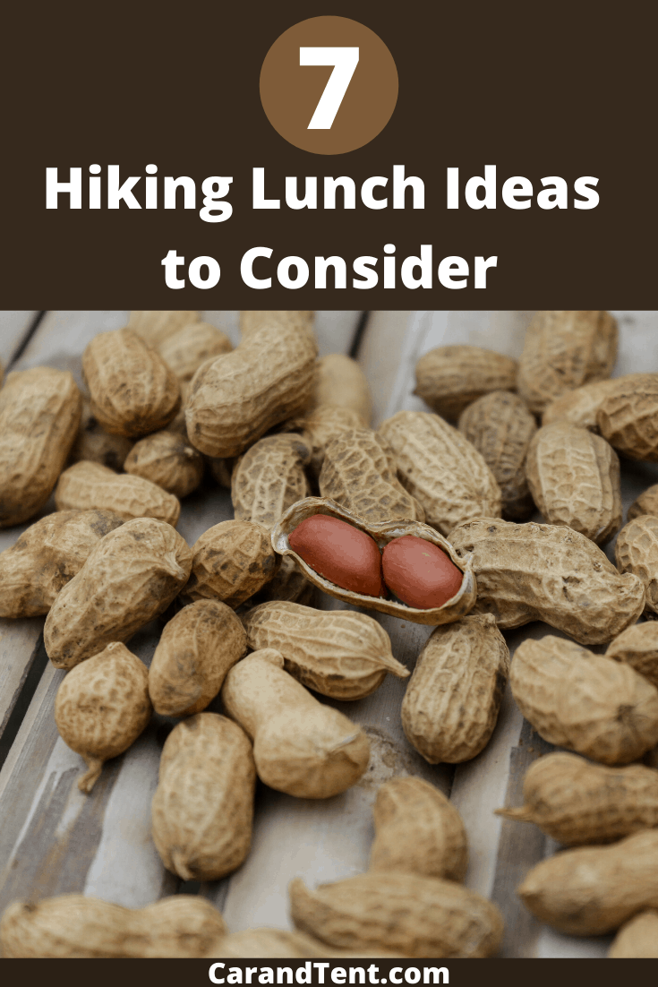 Hiking Lunch Ideas to Consider pin3