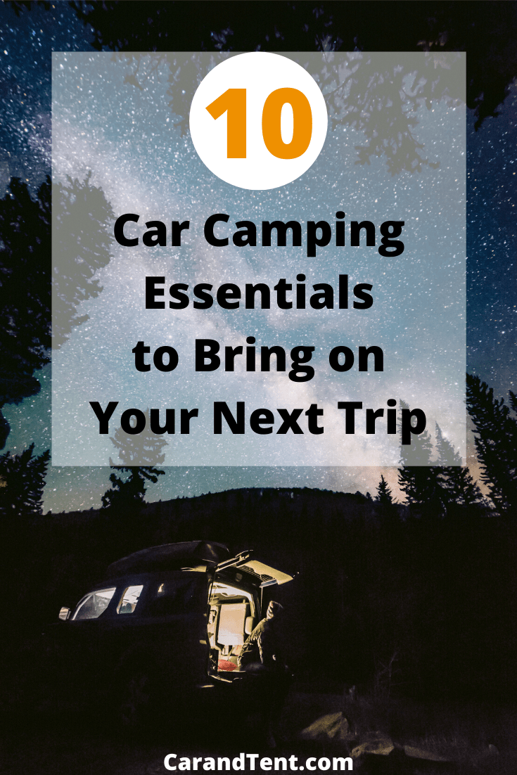 car camping essentials pin2