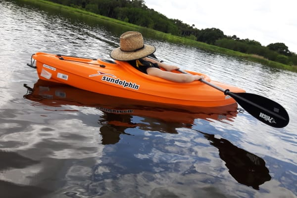 short kayak