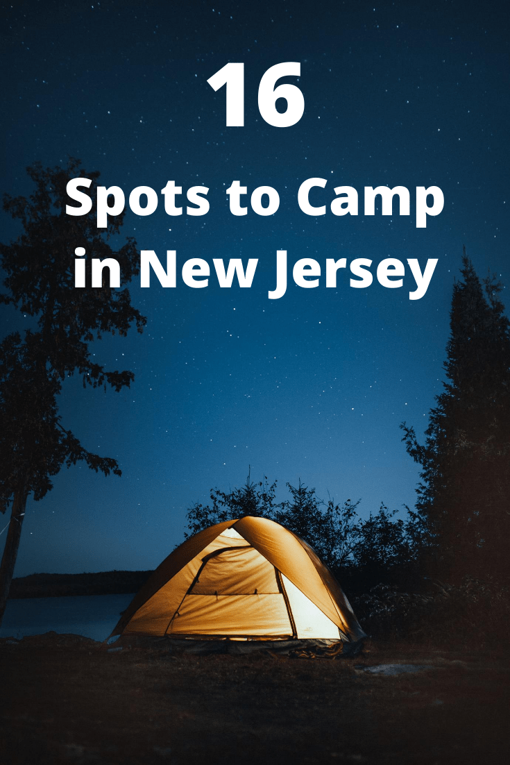 Spots to Camp in New Jersey