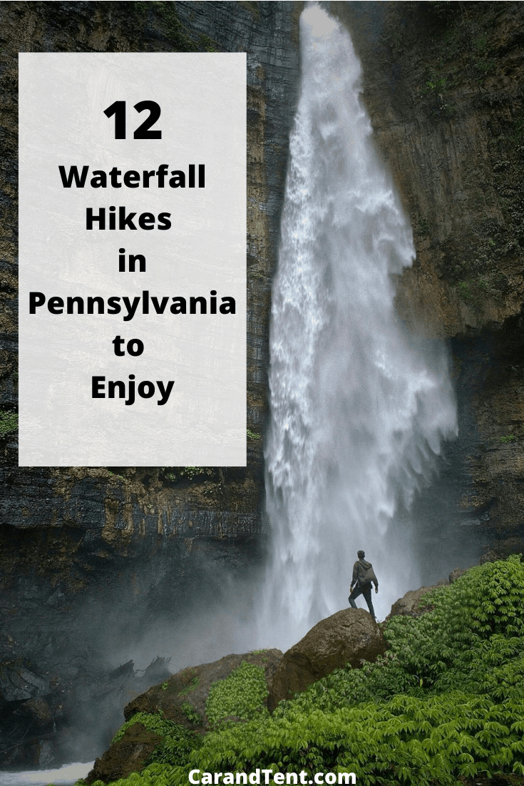 Waterfall Hikes in Pennsylvania to Enjoy pin3