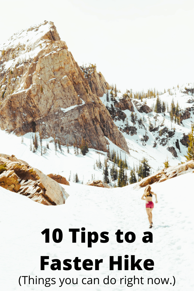 10 tips to a faster hike pin2