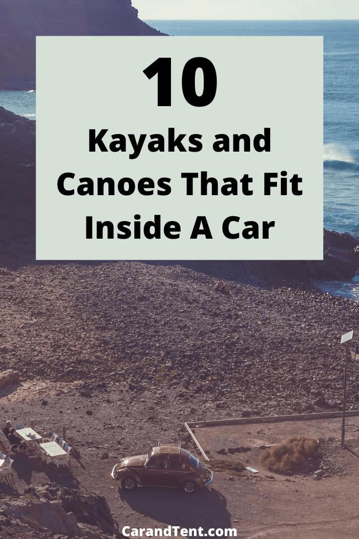 Kayaks and Canoes That Fit Inside A Car pin3